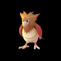 APP, Pokémon GO, 寶可夢圖片, #021 烈雀/Spearow