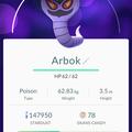 APP, Pokémon GO, 寶可夢資料, #024 阿柏怪/Arbok