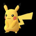 APP, Pokémon GO, 寶可夢圖片, #025 皮卡丘/Pikachu