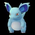 APP, Pokémon GO, 寶可夢圖片, #030 尼多娜/Nidorina