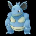 APP, Pokémon GO, 寶可夢圖片, #031 尼多后/Nidoqueen