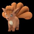 APP, Pokémon GO, 寶可夢圖片, #037六尾/Vulpix