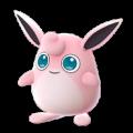 APP, Pokémon GO, 寶可夢圖片, #040 胖可丁/Wigglytuff