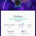 APP, Pokémon GO, 寶可夢資料, #042 大嘴蝠/Golbat