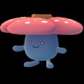 APP, Pokémon GO, 寶可夢圖片, #045霸王花/Vileplume