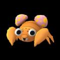 APP, Pokémon GO, 寶可夢圖片, #046派拉斯/Paras