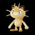 APP, Pokémon GO, 寶可夢圖片, #052喵喵/Meowth