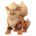 APP, Pokémon GO, 寶可夢圖片, #059風速狗/Arcanine
