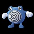 APP, Pokémon GO, 寶可夢圖片, #061 蚊香君/Poliwhirl