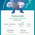 APP, Pokémon GO, 寶可夢資料, #062 蚊香泳士/Poliwrath