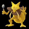APP, Pokémon GO, 寶可夢圖片, #064勇基拉/Kadabra