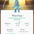 APP, Pokémon GO, 寶可夢資料, #066 腕力/Machop