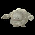 APP, Pokémon GO, 寶可夢圖片, #075隆隆石/Graveler