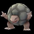 APP, Pokémon GO, 寶可夢圖片, #076隆隆岩/Golem