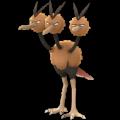 APP, Pokémon GO, 寶可夢圖片, #085嘟嘟利/Dodrio
