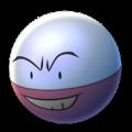 APP, Pokémon GO, 寶可夢圖片, #101頑皮雷彈(任)/頑皮彈(台)/Electrode