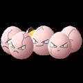 APP, Pokémon GO, 寶可夢圖片, #102蛋蛋/Exeggcute