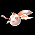 APP, Pokémon GO, 寶可夢圖片, #118角金魚/Goldeen