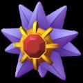 APP, Pokémon GO, 寶可夢圖片, #121寶石海星/Starmie