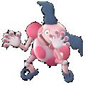 APP, Pokémon GO, 寶可夢圖片, #122魔牆人偶/Mr. Mime