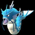 APP, Pokémon GO, 寶可夢圖片, #130暴鯉龍/Gyarados
