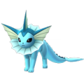APP, Pokémon GO, 寶可夢圖片, #134水伊布/Vaporeon