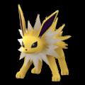 APP, Pokémon GO, 寶可夢圖片, #135雷伊布/Jolteon