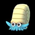 APP, Pokémon GO, 寶可夢圖片, #138菊石獸/Omanyte