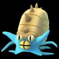 APP, Pokémon GO, 寶可夢圖片, #139多刺菊石獸/Omastar
