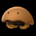 APP, Pokémon GO, 寶可夢圖片, #140化石盔/Kabuto