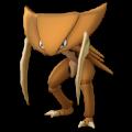 APP, Pokémon GO, 寶可夢圖片, #141鐮刀盔/Kabutops