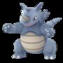 APP, Pokémon GO, 寶可夢圖片, #112鑽角犀獸/Rhydon