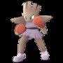APP, Pokémon GO, 寶可夢圖片, #107快拳郎/Hitmonchan