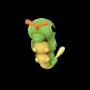 APP, Pokémon GO, 寶可夢圖片, #010 綠毛蟲/Caterpie