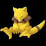 APP, Pokémon GO, 寶可夢圖片, #063凱西/Abra