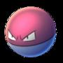 APP, Pokémon GO, 寶可夢圖片, #100霹靂電球(任)/雷電球(台)/Voltorb