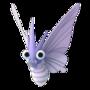 APP, Pokémon GO, 寶可夢圖片, #049摩魯蛾/Venomoth