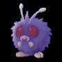 APP, Pokémon GO, 寶可夢圖片, #048毛球/Venonat