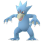 APP, Pokémon GO, 寶可夢圖片, #055哥達鴨/Golduck