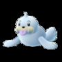 APP, Pokémon GO, 寶可夢圖片, #086小海獅/Seel