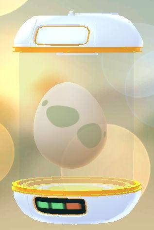 APP, Pokémon GO, 物品, Egg Incubator ∞