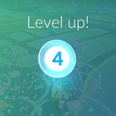 App, 精靈寶可夢GO, 等級, LV.04