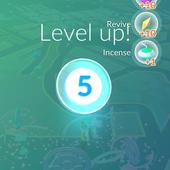 App, 精靈寶可夢GO, 等級, LV.05