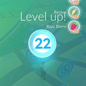 App, 精靈寶可夢GO, 等級, LV.22
