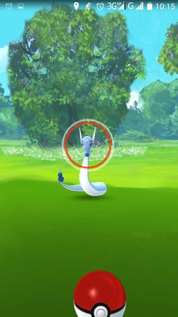 APP, Pokémon GO, 捕捉, 難易度05