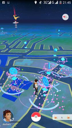 APP, Pokémon GO, 有效率的抓寶可夢