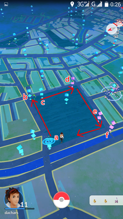 APP, Pokémon GO, 玩遊戲的安全性01