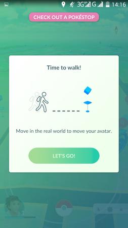 APP, Pokémon GO, PokéStop/寶可夢驛站01