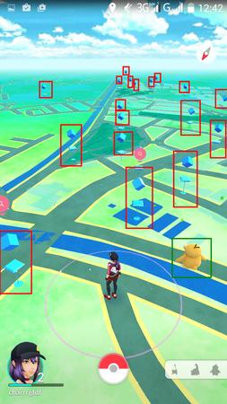APP, Pokémon GO, PokéStop/寶可夢驛站02