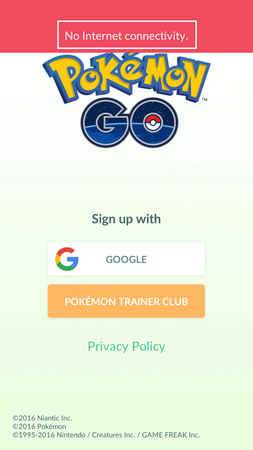 APP, Pokémon GO, 安裝7